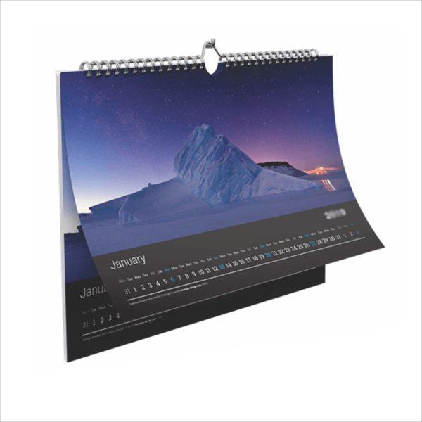 7page wall calendar printing johannesburg